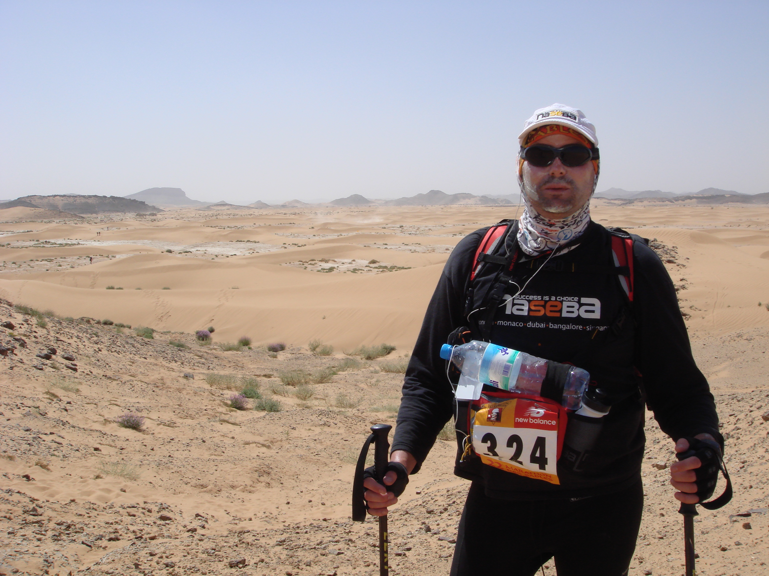 Marathon des Sables – race report