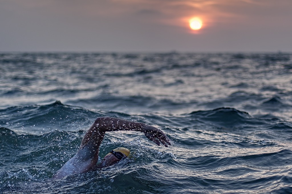 Euphoric Misery – english channel swim